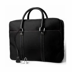 Black Executive Bags, Size/Dimension: 11/14 Inches