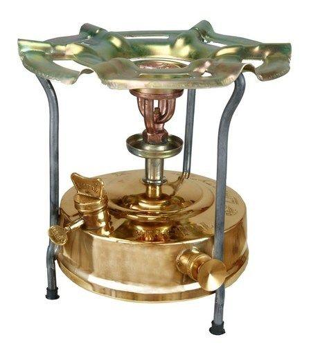 Brass stove - Brass Kerosene Pressure Stove - 1200 ML