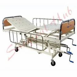 ICU Bed Mechanically (S.S.Bows)