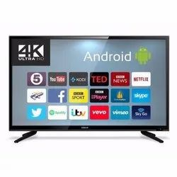 Black Panasonic Smart LED TV