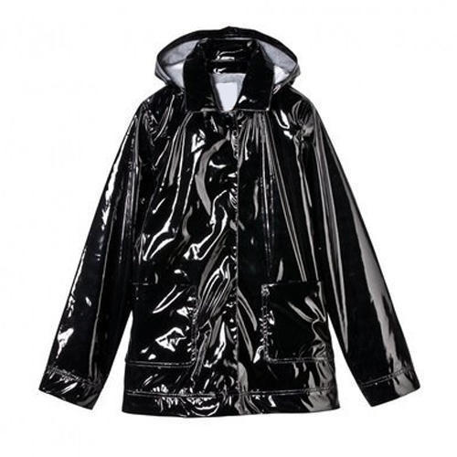 df719847a2cf0 Black Mens PVC Raincoat, Size: Small, Rs 400 /piece, A K Enterprise ...