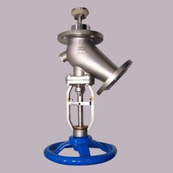 Y Type Flush Bottom Valve
