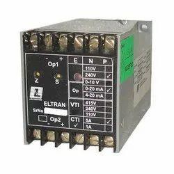 Current / Voltage Transducer RISH Ducer (Three Channel)