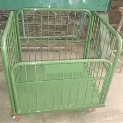 MS Warehouse Trolley, for Material Handling