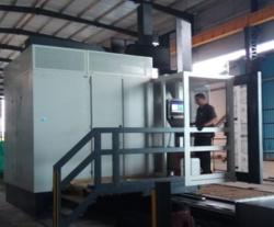 5-Axis HBM(Horizontal Boring Machine) Services