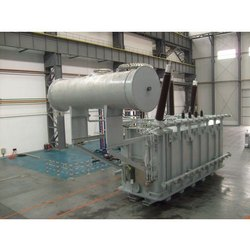 Three Phase Oil Cooled Furnace HT Transformer