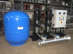 Hydro Pneumatic Pump Systems