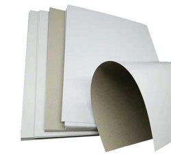 White Plain Recycled Offset Printing Paper, Thickness: 1 Mm, Size/Dimension: 300 Cm