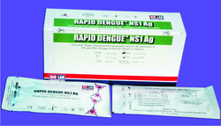 Rapid Dengue COMBO (NS1   IGG/IGM) - IS7051