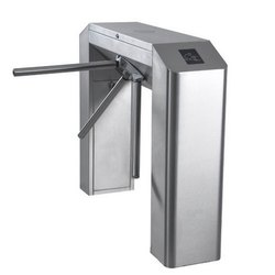 Powder Coated Tripod Turnstile
