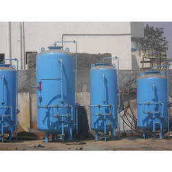 Stainless Steel Demineralization DM Plant