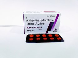 Amitriptyline Hydrochloride Tablets 25mg