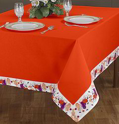 Cotton Design Table Cloth