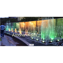 Artificial Musical Water Fountain