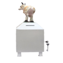 Cow Donation Box