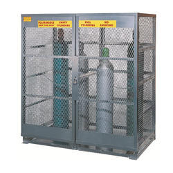Aluminum Cylinder Storage