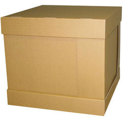 7 Ply Heavy Duty Plain Corrugated Box