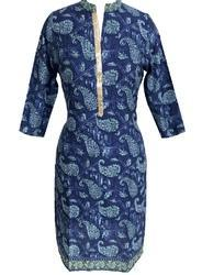 Lavanya Cotton Straight Kurti