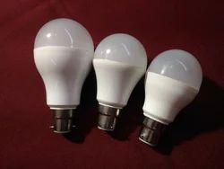 Cool Daylight Angled Front LED Bulb, Base Type: B22 And E27