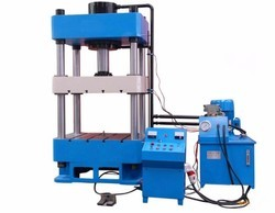 PTFE Automatic Hydraulic Press
