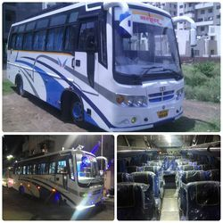 27 Seater AC Bus On Hire