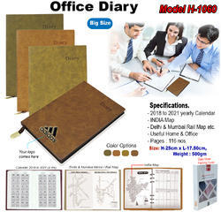 Office Diary - Big Size