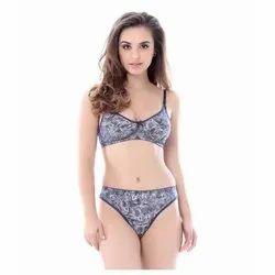 Women Cotton Bra & Panty, Size: 20 to 42