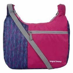 Girls Cross Body Sling Messenger Bag