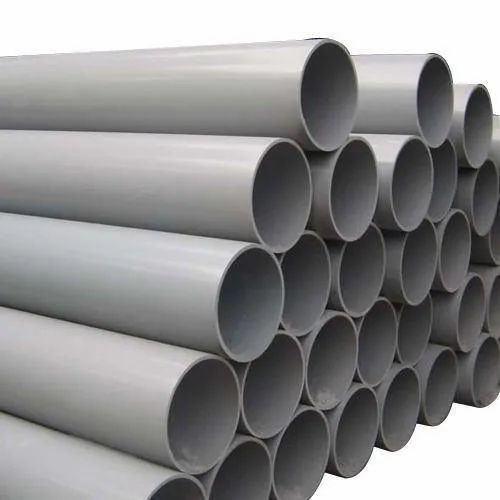 Supreme Hard Tube Round PVC Pipe