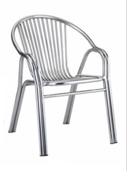 Silver Arrow, Steel Chair