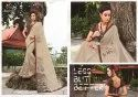 Rachna Georgette Embroidery Work Grazia Saree For Women 3