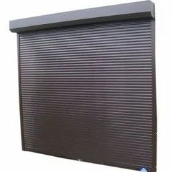 Exterior SS Security Rolling Shutters