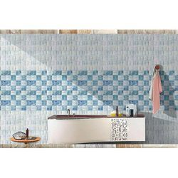 Ceramic Glazed Wall Tile, Thickness: 5-10 mm