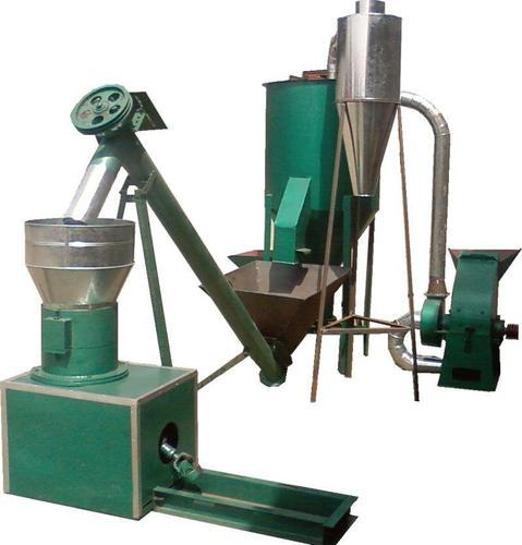 Poultry and Cattle Feed Machine - Automatic Cattle Feed Production