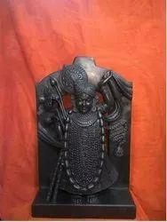 Marble Shrinath Statue