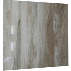 Ceramic Wooden Sugar Finish Floor Tile, Size (In Cm): 60 * 60