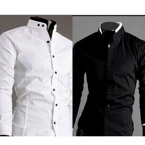 Mens Plain Shirt, Mens party wear shirts - Kings N Queens Fashion ...