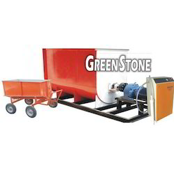 Foam Concrete Blocks Making Machine