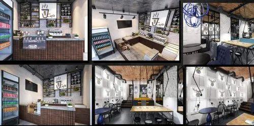 Coffee Shop Interior Design Services