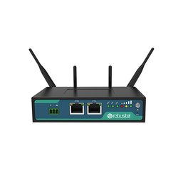 4G R2000 Robustel Cellular Router, Model Number: R2000 Router