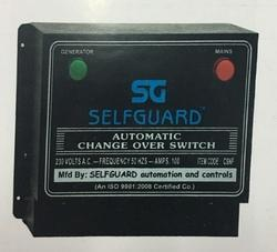 Selfguard Generator Change Over Switch