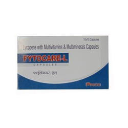 Fytocare L Capsules, Packaging Size: 10 X 10 Capsules