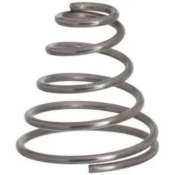 Stainless Steel Conical Compression Coil Spring for Motorcycle Exhaust Silencer