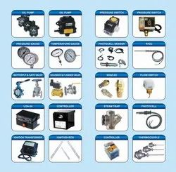 Boilers And Burners Spares