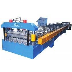 Piece Metal Sheet Roll Forming Machine