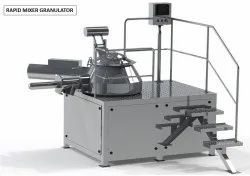 Rapid Mixer Granulator Machine