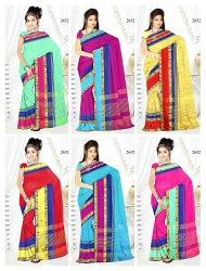 Fancy Soft Silk Saree