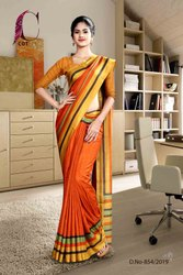 School Teachers  Uniform Sarees