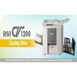 RISO Digital Duplicator CV1200