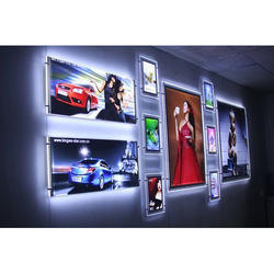 LED Backlight Printing Service